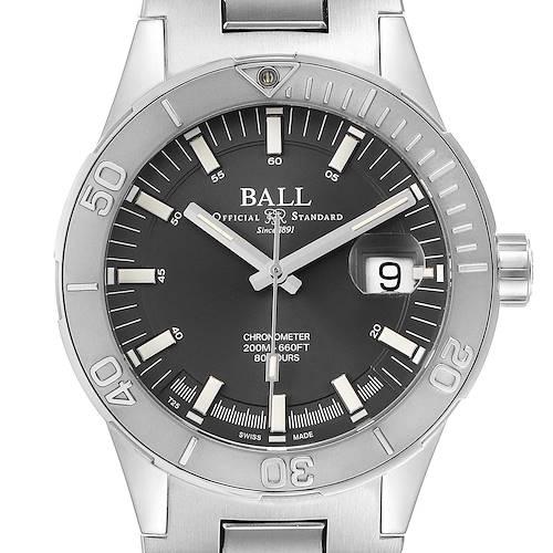 Ball Roadmaster M Skipper Limited Edition Mens Watch DM3130B Box Card