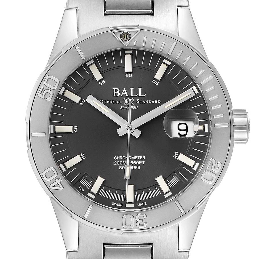 Ball Roadmaster M Skipper Limited Edition Mens Watch DM3130B Box Card SwissWatchExpo