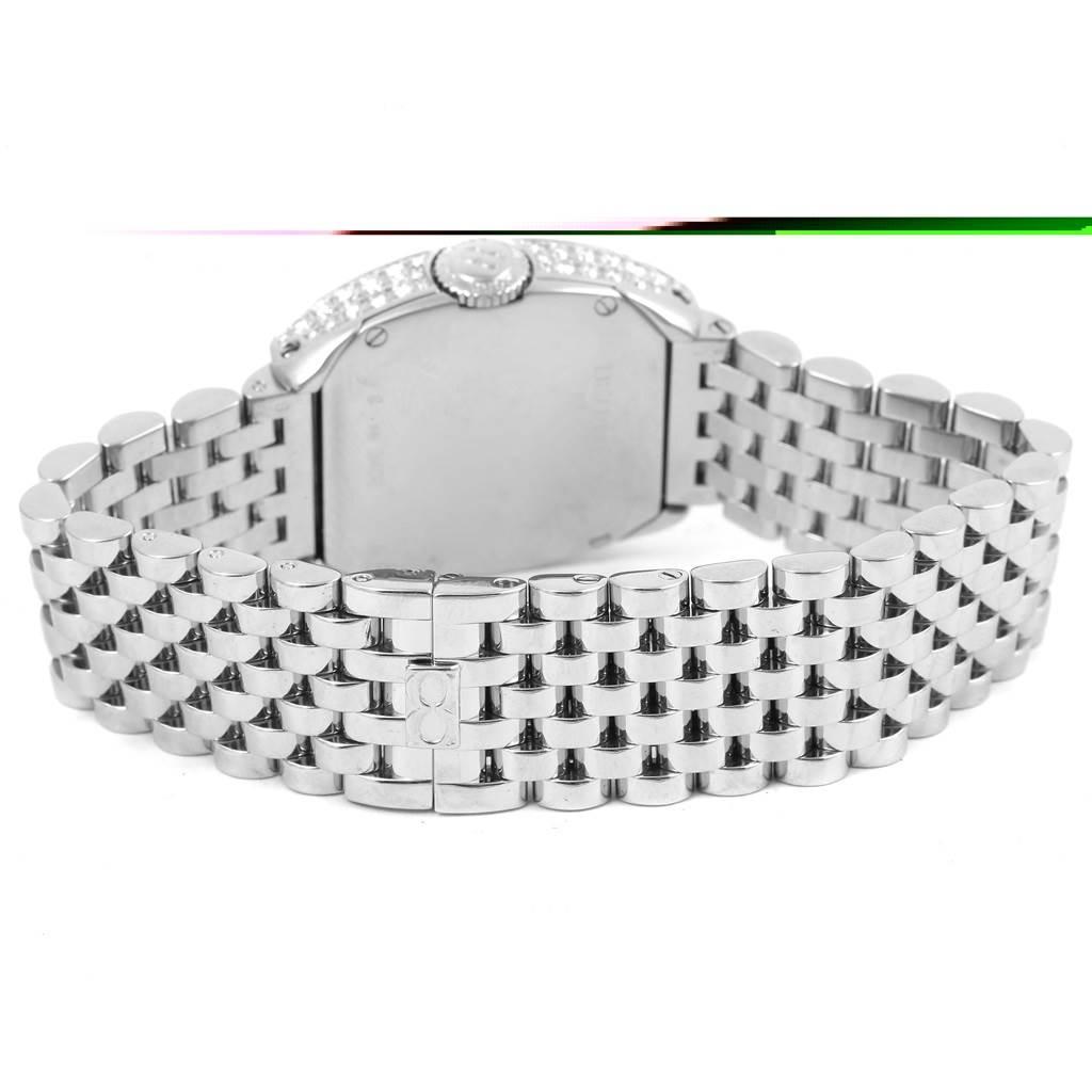 Bedat No. 3 Stainless Steel Diamond Ladies Watch 314.051.109 SwissWatchExpo