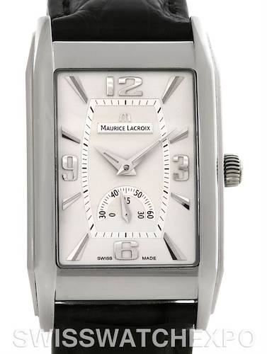 Photo of Maurice Lacroix Mens Master Piece Watch MP7009-SS001-120