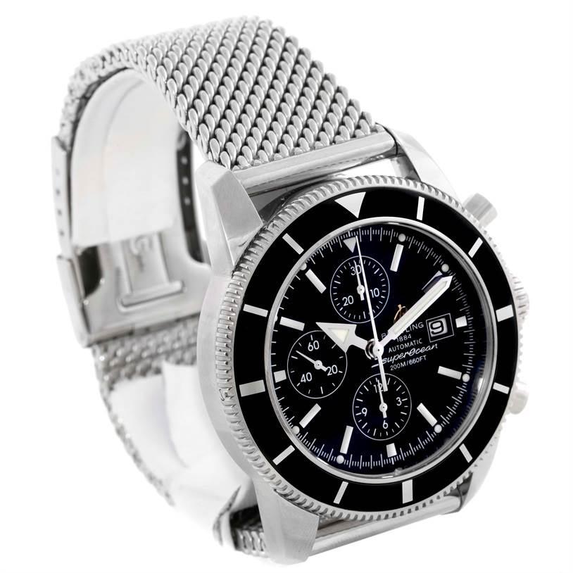 Breitling SuperOcean Heritage Chrono 46 Chronograph Watch A13320 SwissWatchExpo
