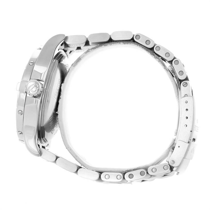 Breitling Aeromarine Superocean Steelfish Blue Dial Watch A17390 SwissWatchExpo