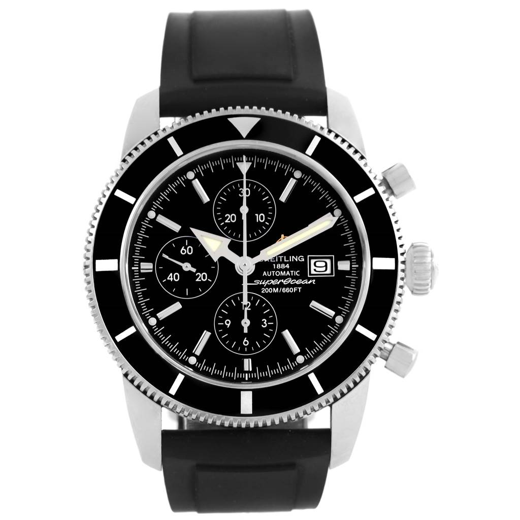 11683 Breitling SuperOcean Heritage Chrono 46 Chronograph Watch A13320 SwissWatchExpo