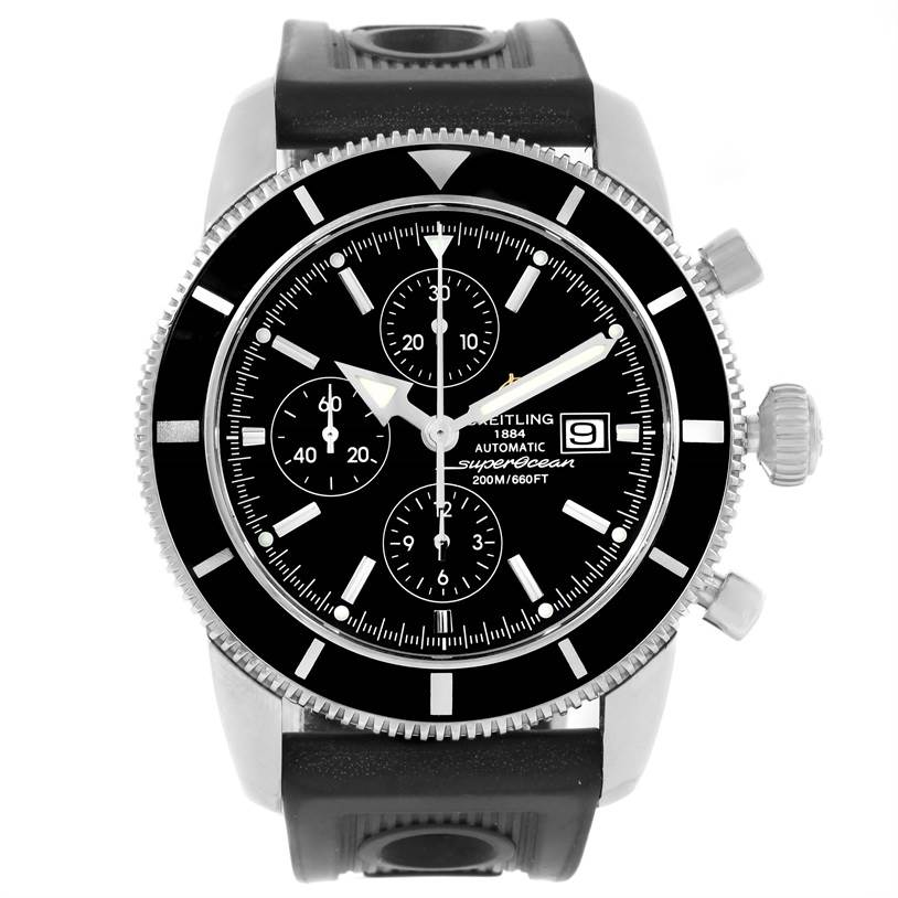 12298 Breitling SuperOcean Heritage Chrono 46 Chronograph Watch A13320 SwissWatchExpo