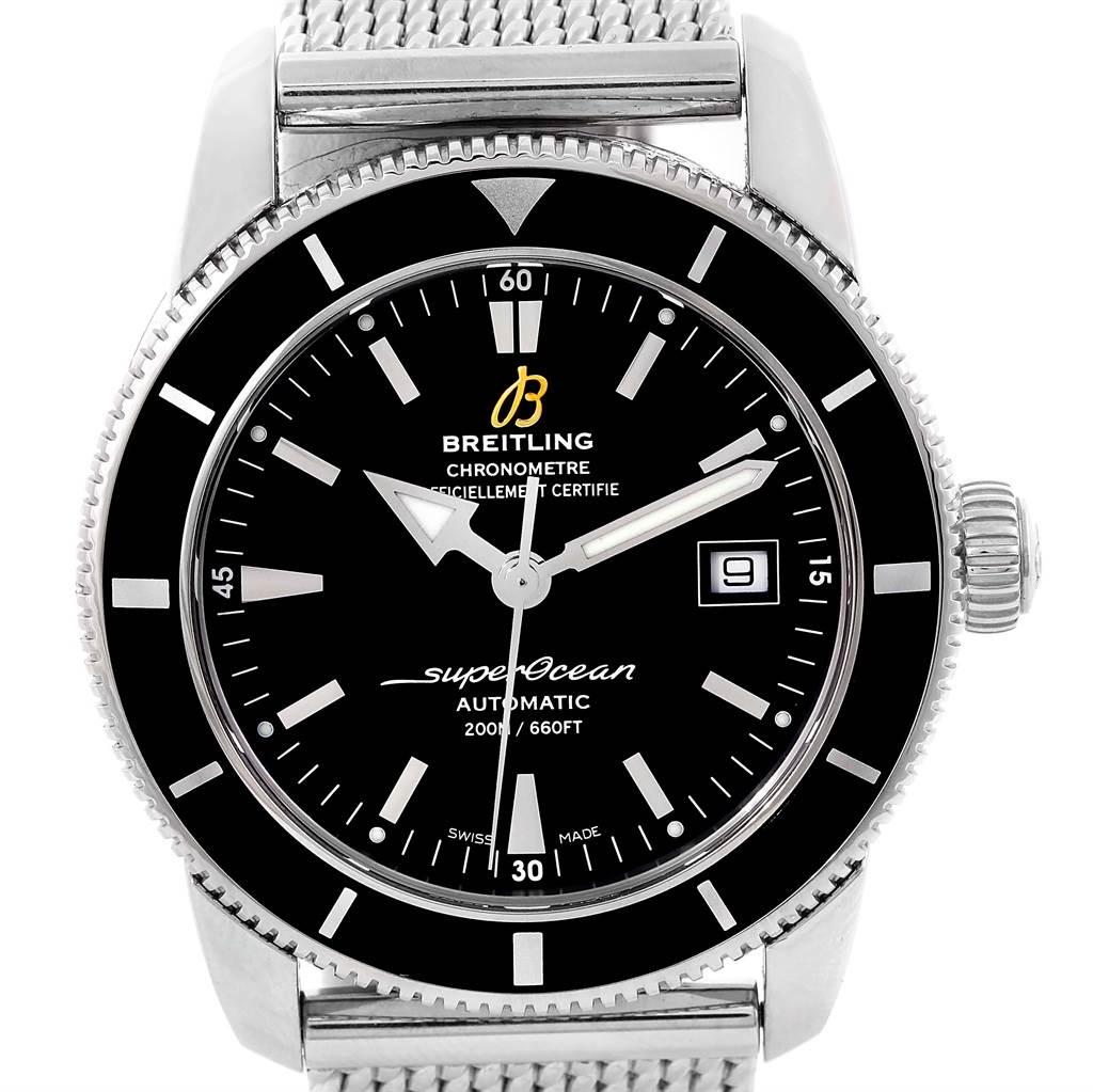 14268 Breitling Aeromarine Superocean Heritage 46 Mens Watch A17320 SwissWatchExpo