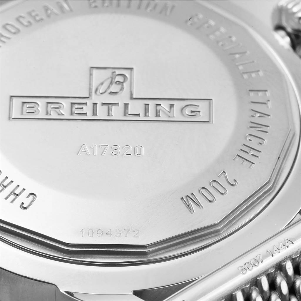 14869 Breitling Superocean Heritage 46 Bronze Dial Watch A17320 Box Papers SwissWatchExpo