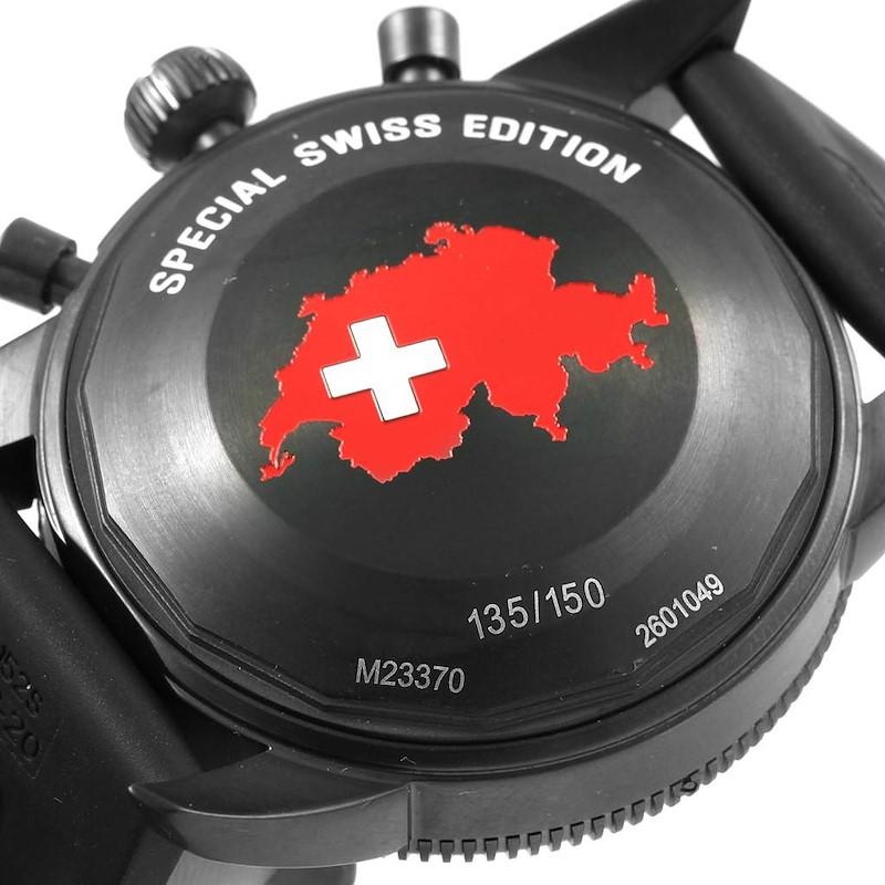 Breitling SuperOcean Heritage 44 Blacksteel Limited Edition Watch M23370 SwissWatchExpo
