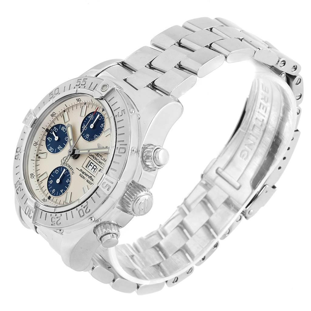 17312 Breitling Aeromarine Superocean Chronograph Mens Watch A13340 SwissWatchExpo