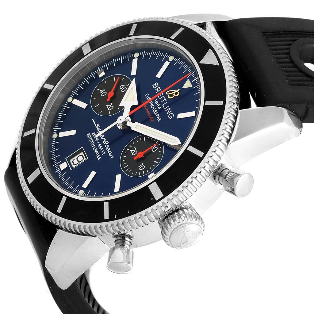 17757 Breitling SuperOcean Heritage 125 Anniversary Limited Watch A23320 SwissWatchExpo