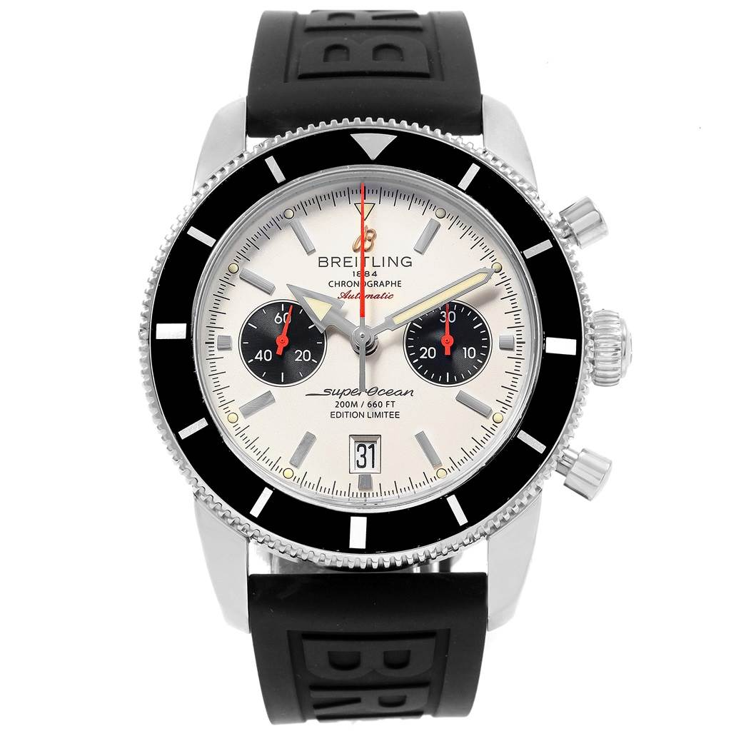 Breitling SuperOcean Heritage 125 Anniversary LE Watch A23320 SwissWatchExpo