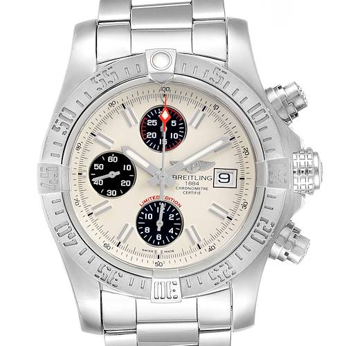 Photo of Breitling Avenger II Chronograph Mens Watch A13381