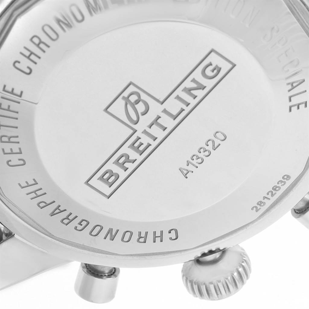 20955 Breitling SuperOcean Heritage Chrono 46 Watch A13320 Box Papers SwissWatchExpo