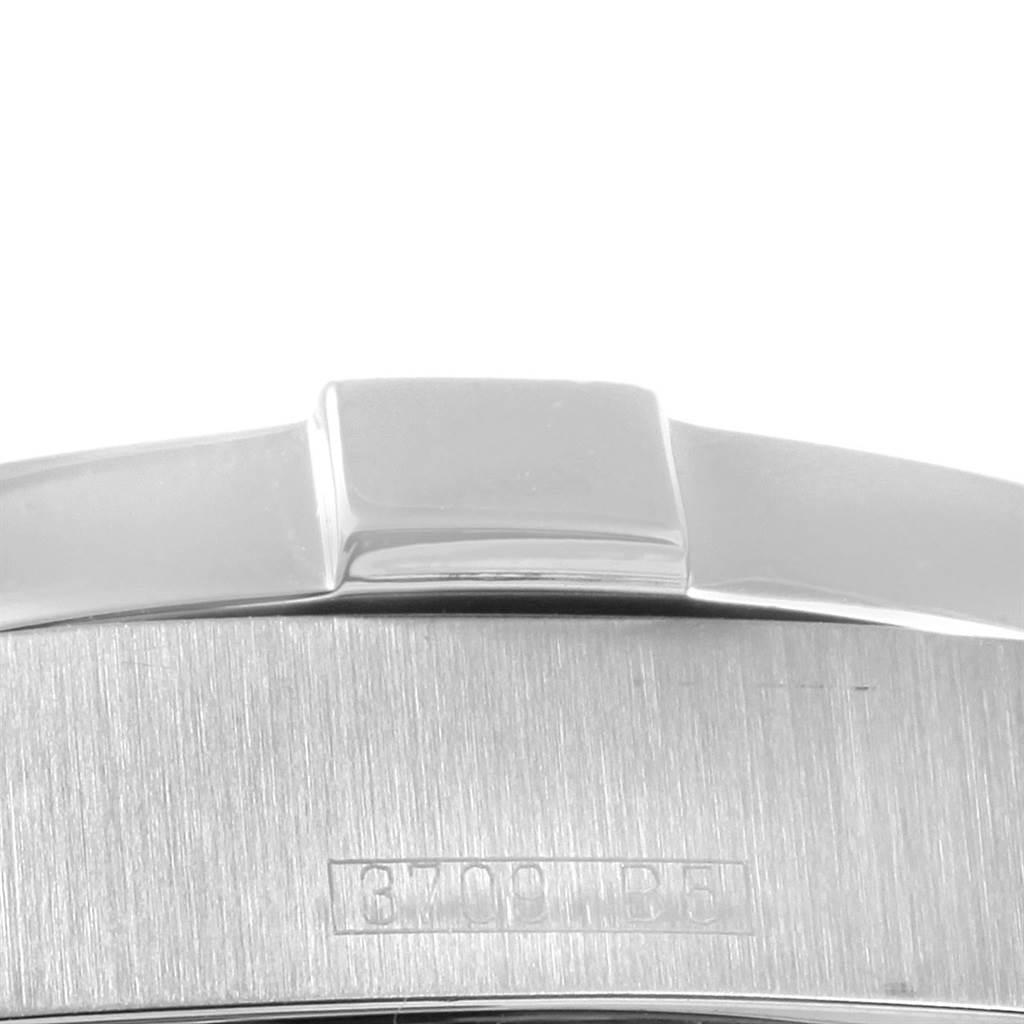 20747 Breitling Aeromarine Superocean Steelfish Black Dial Watch A17390 SwissWatchExpo