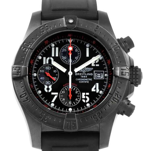 Photo of Breitling Aeromarine Avenger Skyland Blacksteel Limited Watch M13380