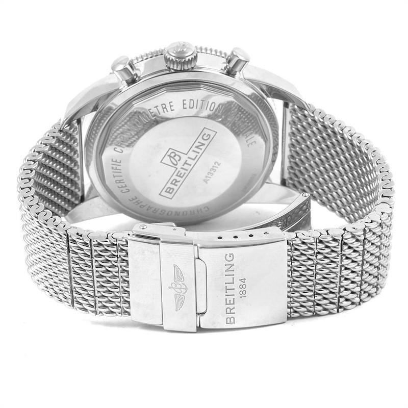 Breitling SuperOcean Heritage II Chrono 46 Watch A13312 Box Papers SwissWatchExpo