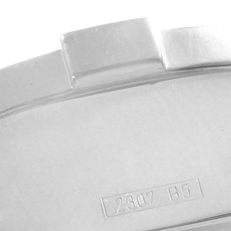 Breitling Aeromarine Super Avenger Black Dial Mens Watch A13370 SwissWatchExpo