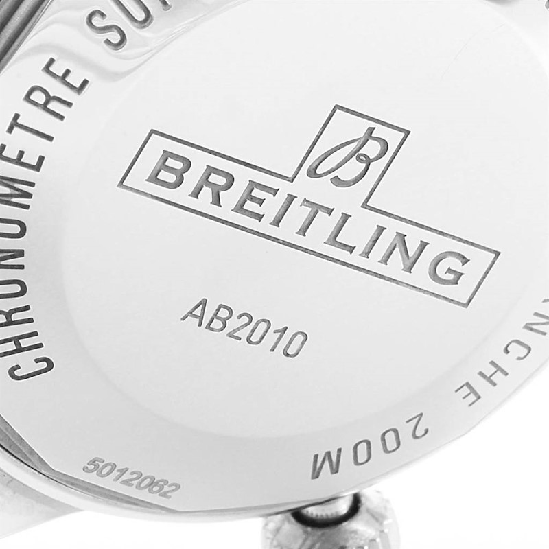 Breitling Superocean Heritage II 42 Steel Mens Watch AB2010 Box Papers SwissWatchExpo