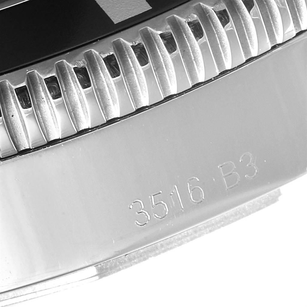 25164 Breitling Superocean Heritage 46 Black Dial Steel Mens Watch A17320 SwissWatchExpo