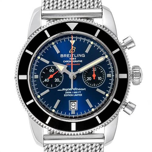 Photo of Breitling SuperOcean Heritage 125 Anniversary Limited Watch A23320