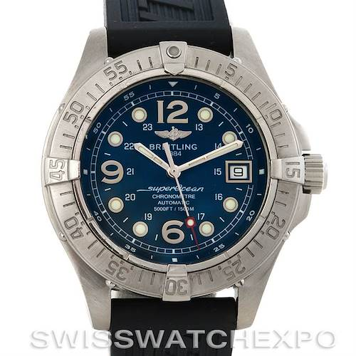 Photo of Breitling Superocean Steelfish Watch A1736010/C644