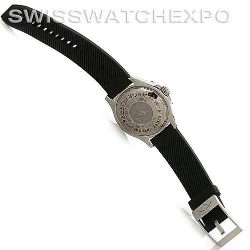 Breitling Superocean Authomatic Watch A17360 Unworn SwissWatchExpo