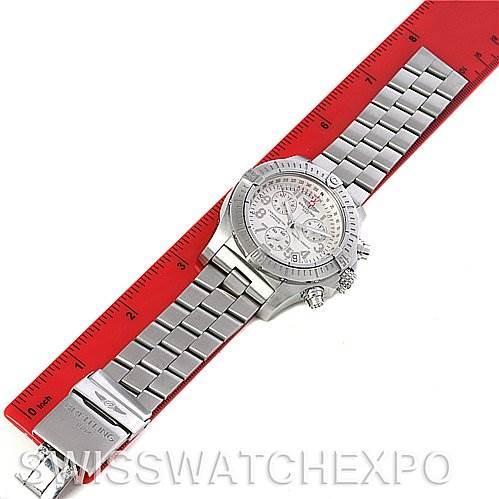 Breitling Avenger Seawolf Men's Quartz A7339010.G561-SS Watch SwissWatchExpo