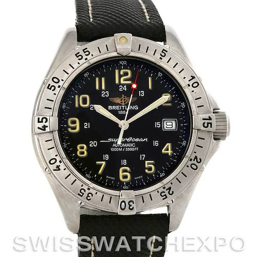 Photo of Breitling Superocean Automatic Steel Watch A17040/1121