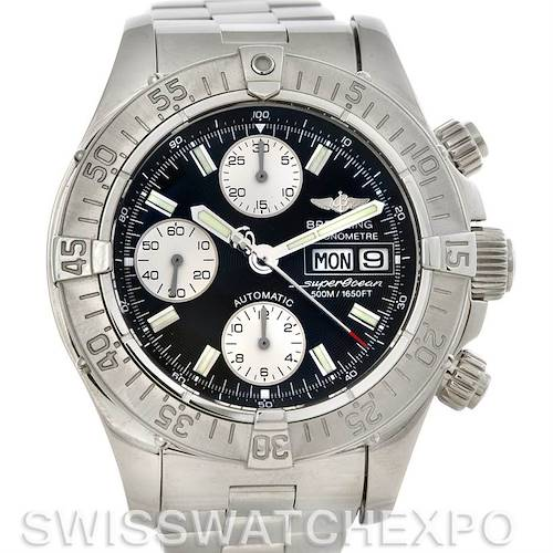 Photo of Breitling Superocean Chronograph Mens Watch A1334011/B683