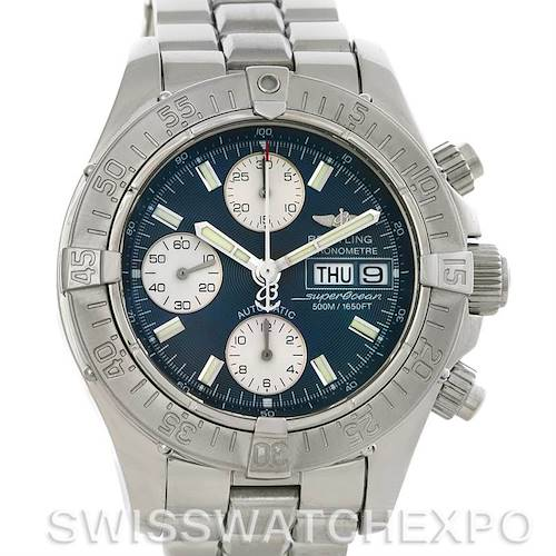 Photo of Breitling Aeromarine Superocean Chrono Watch A13340