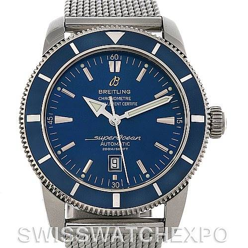 4396a Breitling Aeromarine Superocean Heritage 46 Mens Watch A17320 SwissWatchExpo