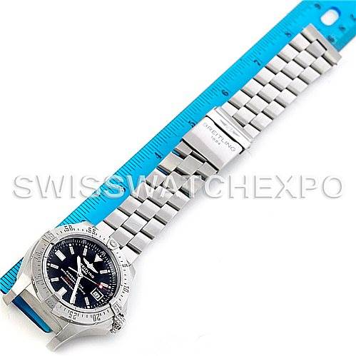 5625 Breitling Aeromarine Avenger Seawolf Mens Watch A17330 SwissWatchExpo