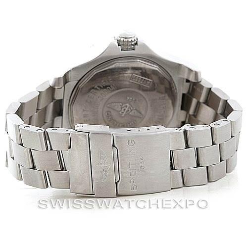 6988 Breitling Aeromarine Avenger Seawolf Men's Watch A17330   SwissWatchExpo