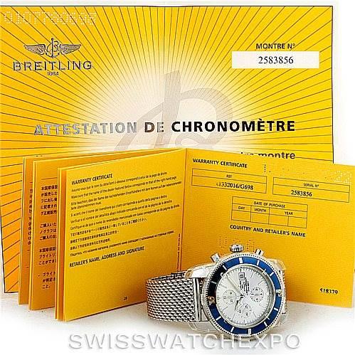 7281 Breitling Aeromarine Superocean Heritage Mens Watch A13320 SwissWatchExpo