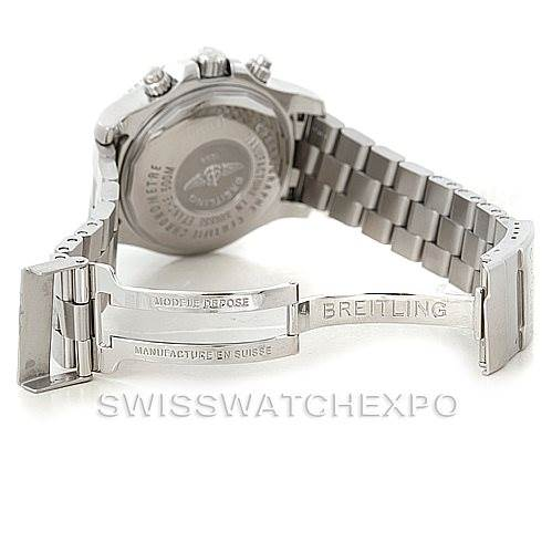 7454 Breitling Aeromarine SuperOcean Chronograph II Mens Watch A13341 SwissWatchExpo
