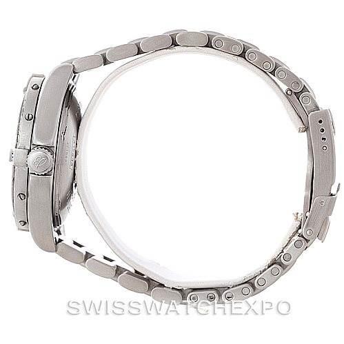 Breitling Aeromarine Superocean Steel Mens Watch A17345 SwissWatchExpo