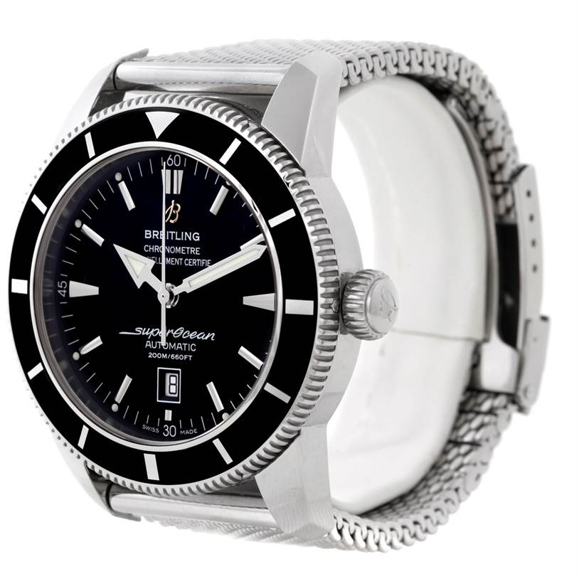 Breitling Aeromarine Superocean Heritage 46 Mens Watch A17320 SwissWatchExpo