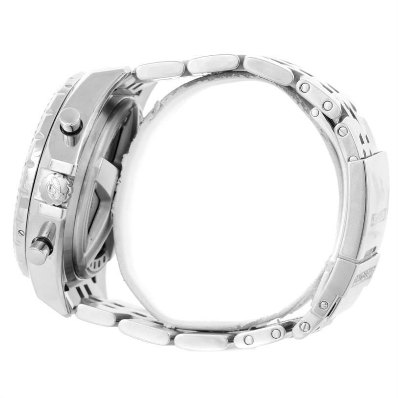 10083 Breitling Bentley Motors Chronograph Bronze Dial Mens Watch A44362 SwissWatchExpo