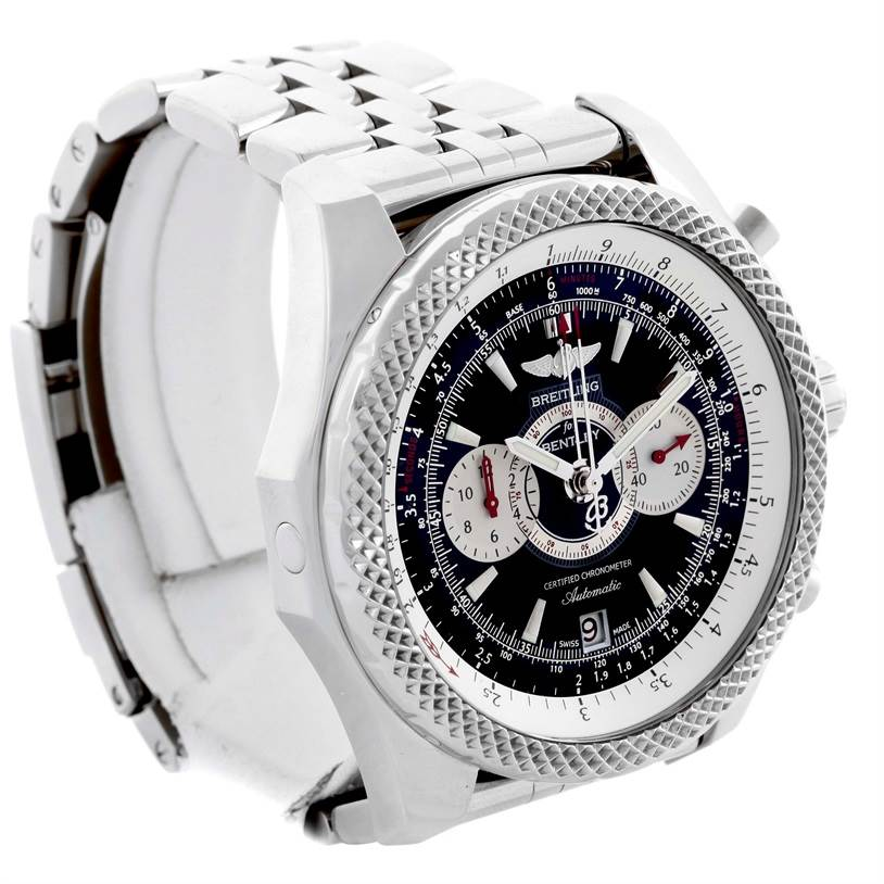 11152 Breitling Bentley Supersports Chronograph Limited Edition Watch A26364 SwissWatchExpo