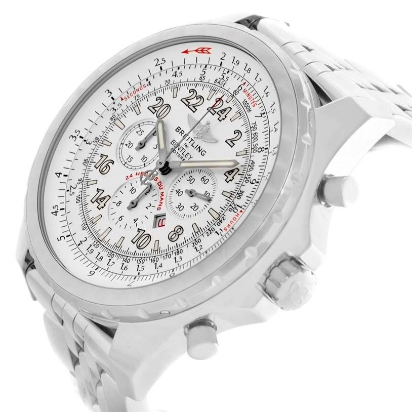 11510 Breitling Bentley Lemans Chronograph Limited Edition Mens Watch A22362 SwissWatchExpo