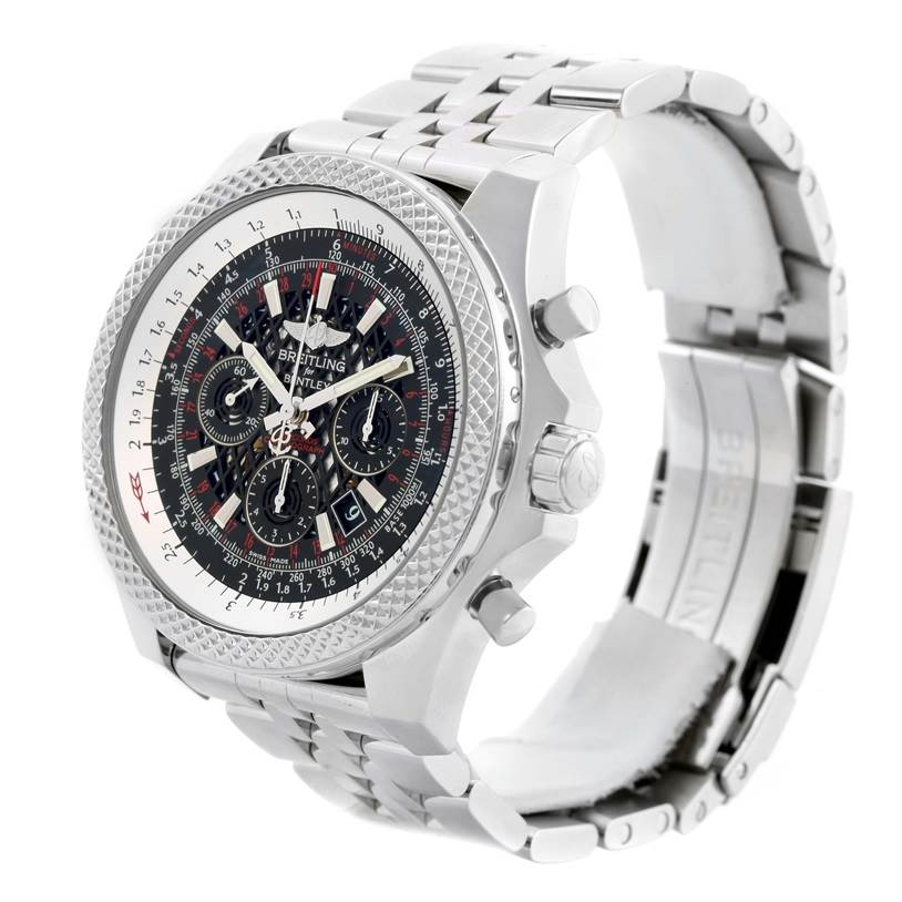 Breitling Bentley B06 Chronograph Mens Watch AB061112/BC42-990A SwissWatchExpo