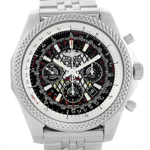 Photo of Breitling Bentley B06 Chronograph Mens Watch AB061112/BC42-990A