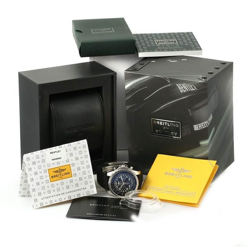 Breitling Bentley 24H Limited Edition Watch AB022022/BC84 Unworn SwissWatchExpo