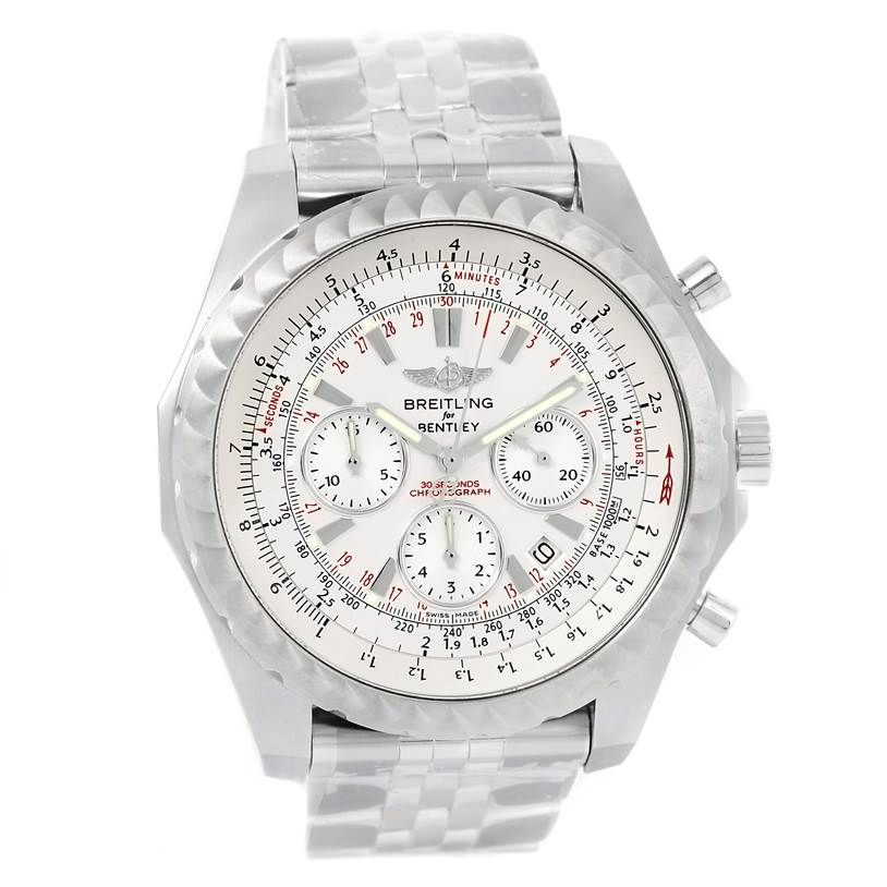Breitling Bentley Motors T Speed Limited Edition Watch