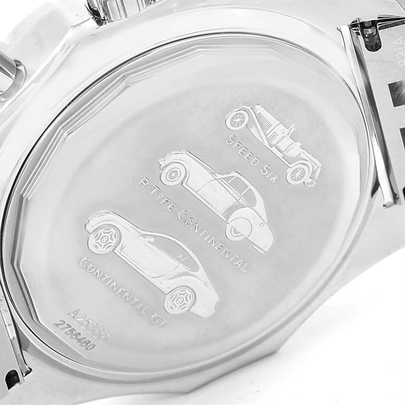 Breitling Bentley Motors T Speed Limited Edition Watch A25365 Unworn SwissWatchExpo