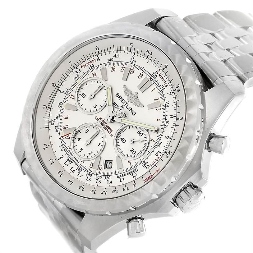 13230 Breitling Bentley Motors T Speed Limited Edition Watch A25365 Unworn SwissWatchExpo