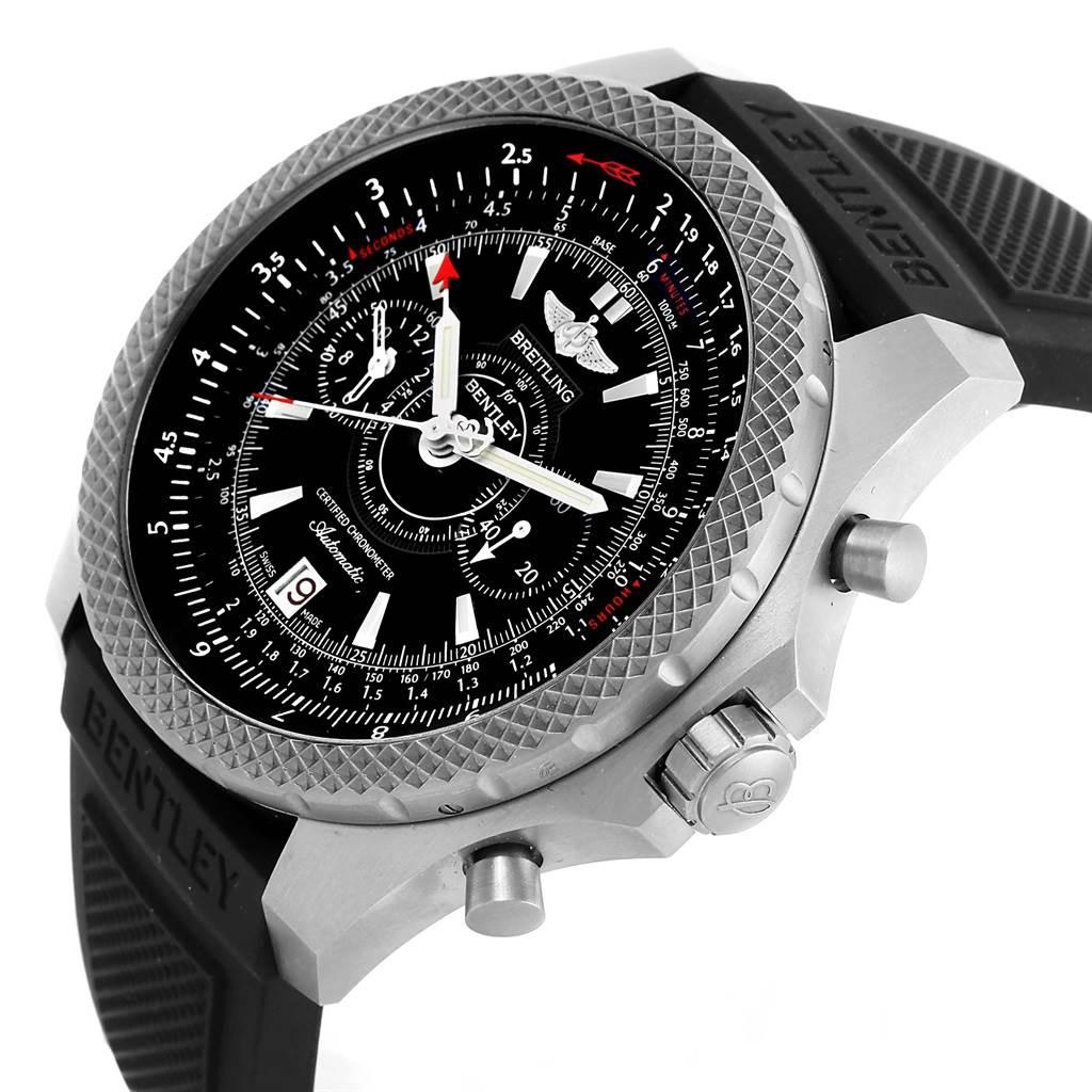 Breitling Bentley Super Sports Limited Edition Watch E27365 Unworn SwissWatchExpo