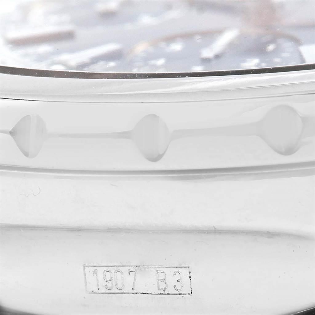 Breitling Bentley Motors Blue Dial Chronograph Mens Watch A25362 SwissWatchExpo