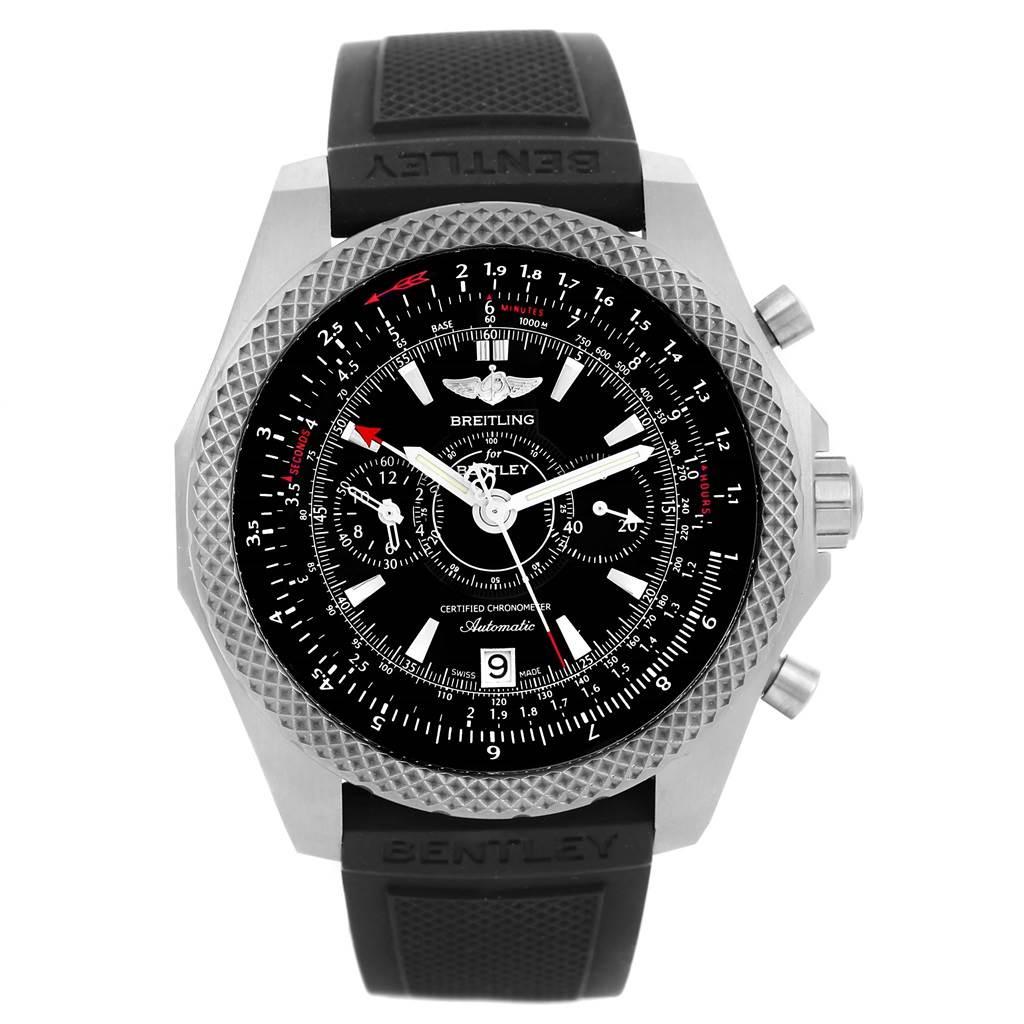 15505 Breitling Bentley Super Sports Limited Edition Watch E27365 Unworn SwissWatchExpo