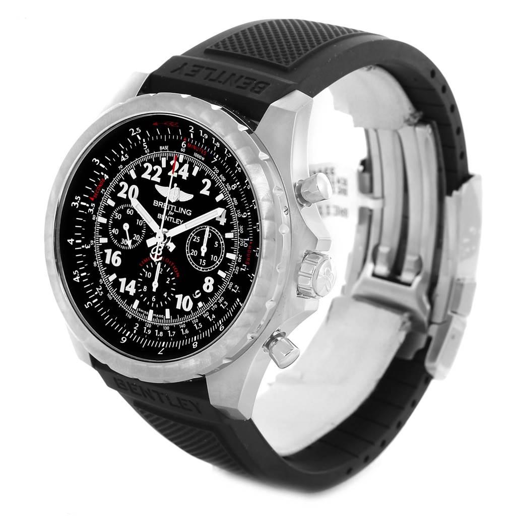15506 Breitling Bentley 24H Limited Edition Watch AB022022/BC84 Unworn SwissWatchExpo