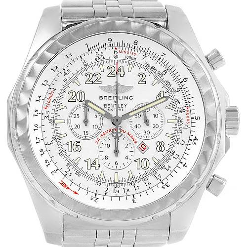 Photo of Breitling Bentley Lemans Chronograph Limited Edition Mens Watch A22362